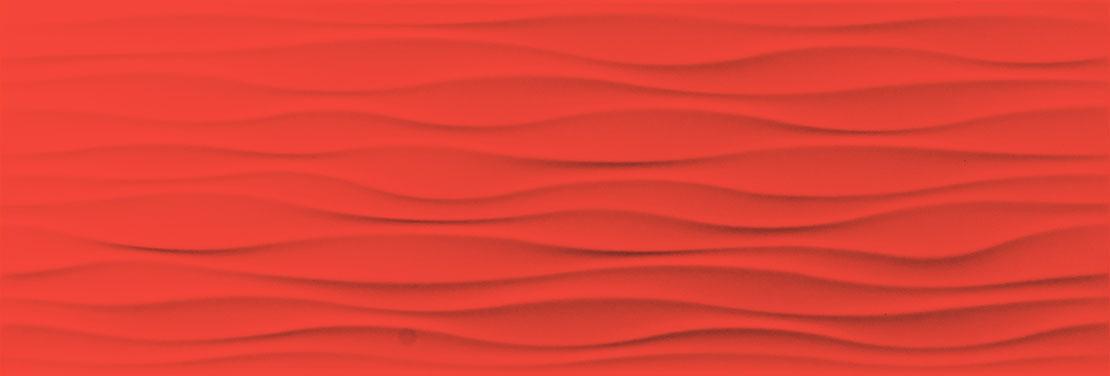 Cool Red Ondas