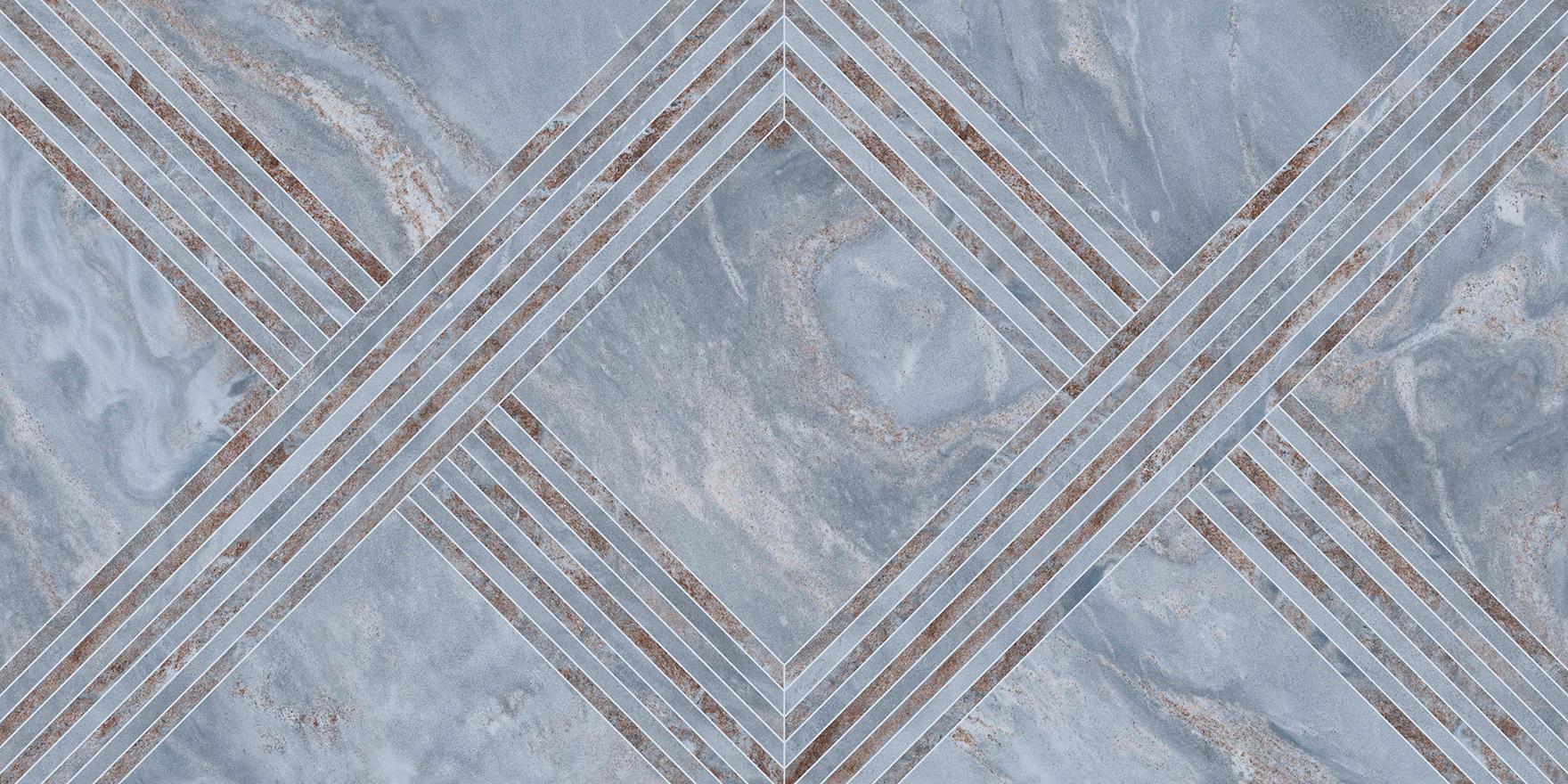 Deco Bluemoon Gloss 49,1x98,2