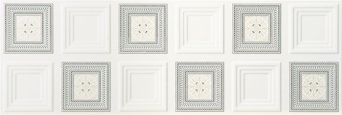 Deco Mix Cool White Cuadrados