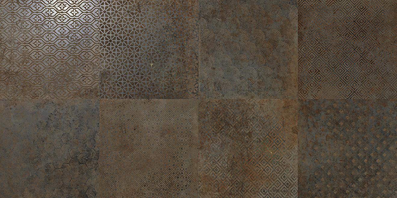 Deco Titan Copper 49,1x98,1