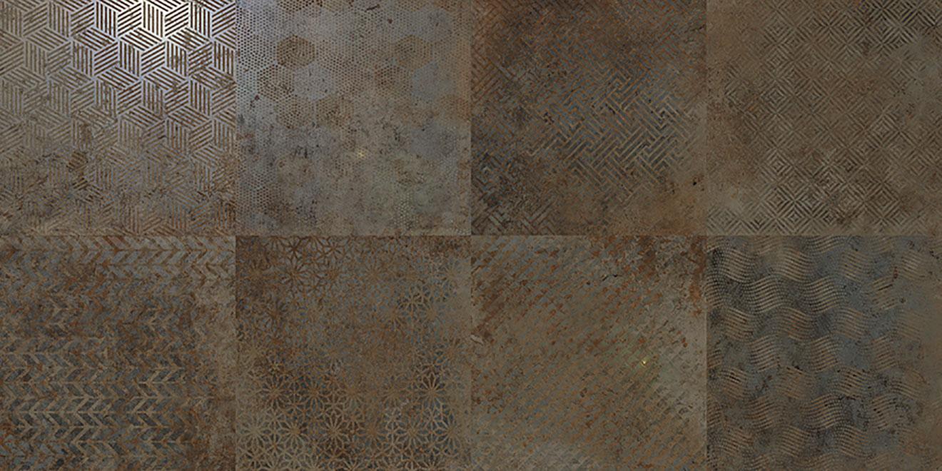 Deco Titan Copper 49,1x98,2